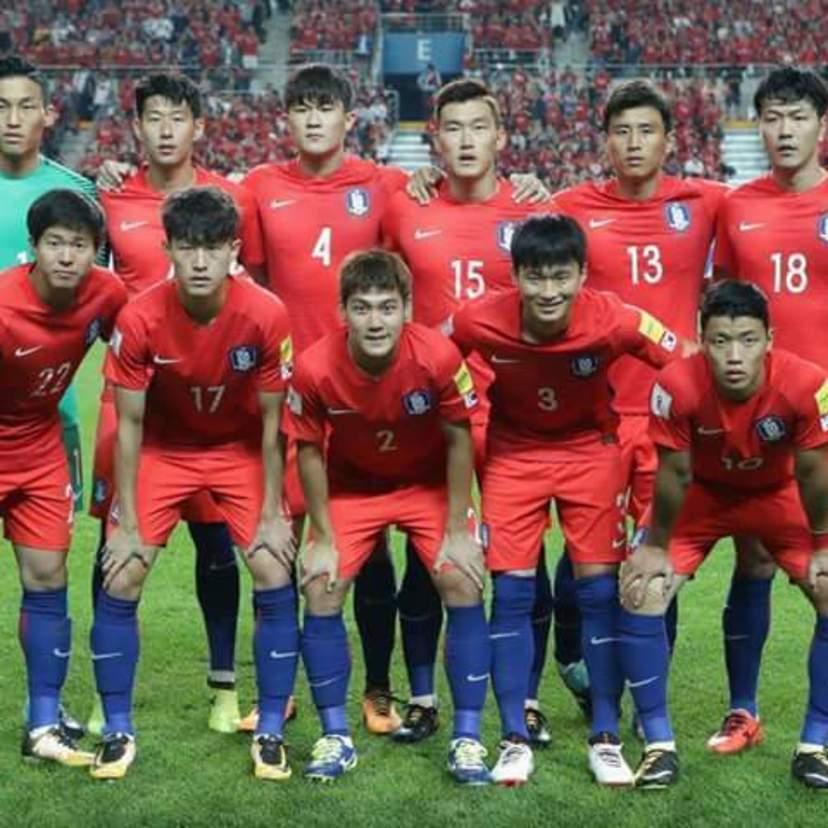 サッカー 韓国代表 チーム♡イケ...