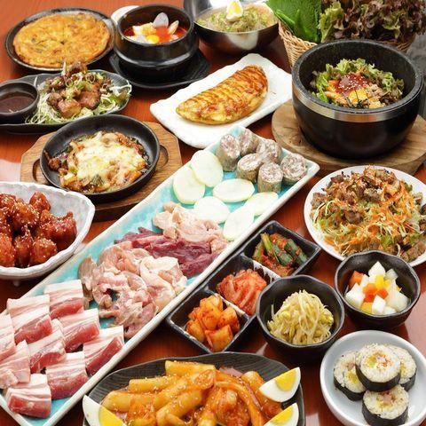 新大久保ランチ食べ放題!人気の韓国料理5選 | …