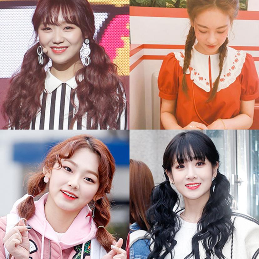 韓国芸能界で流行りの童顔ヘアスタイリングって?